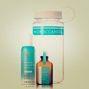 Morocanoil gym refresh kit